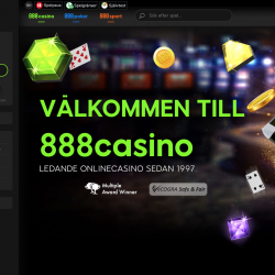 888 casino hemsida