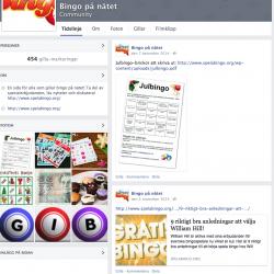 bingo på nätet - facebook