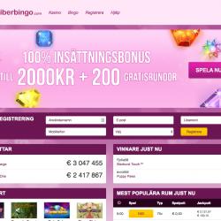 Caliberbingo hemsida