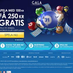 Gala bingo hemsida