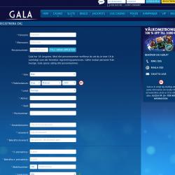 gala bingo registrera konto