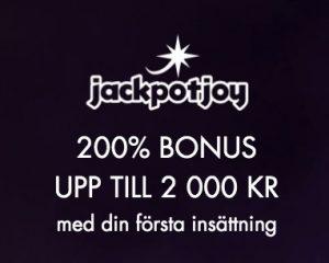 Jackpotjoy ny bonus 2020