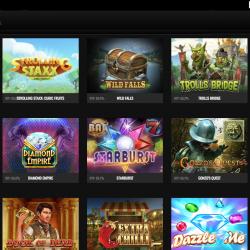 MrStar Casino hemsida