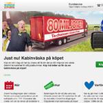 Postkodlotteriet hemsida